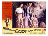Invasion of the Body Snatchers  Dana Wynter  Kevin McCarthy  1956