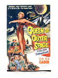 Queen of Outer Space  Zsa Zsa Gabor  1958