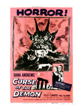 Night of the Demon  (AKA Curse of the Demon)  1957