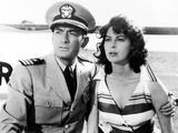 On the Beach  Gregory Peck  Ava Gardner  1959