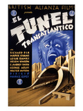 Transatlantic Tunnel (AKA the Tunnel)  1935