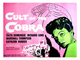 Cult of the Cobra  Faith Domergue  1955