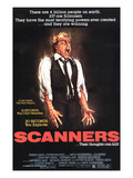 Scanners  Michael Ironside  1981
