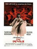 The Devils  Oliver Reed  Vanessa Redgrave  1971