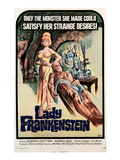Lady Frankenstein  1971