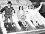 A Damsel in Distress  Fred Astaire  Gracie Allen  George Burns  1937