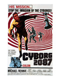 Cyborg 2087  Michael Rennie  1966