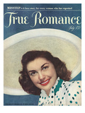 True Romance Vintage Magazine - July 1948