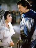 Ivanhoe  Elizabeth Taylor  George Sanders  1952