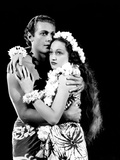 The Hurricane  Jon Hall  Dorothy Lamour  1937