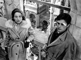 Rocco And His Brothers  Annie Girardot  Alain Delon  1960