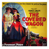 The Covered Wagon  J Warren Kerrigan  Lois Wilson  1923
