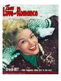 True Love Romance Stories Vintage Magazine - January 1949 - Kodachrome