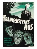 House of Frankenstein  (AKA Frankenstein's Hus)  1944