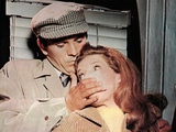 The Collector  Terence Stamp  Samantha Eggar  1965