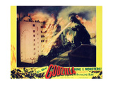Godzilla  King of the Monsters!  1956