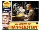Bride of Frankenstein  Colin Clive  Ernest Thesiger  1935