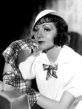 Claudette Colbert  March 16  1933