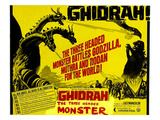 Ghidrah  the Three-Headed Monster  (AKA San Daikaiju: Chikyu Saidai No Kessen)  1964
