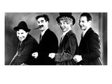 Animal Crackers  Chico Marx  Groucho Marx  Harpo Marx  Zeppo Marx  1930  Portrait