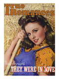 True Romances Vintage Magazine - September 1944
