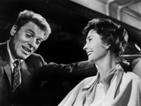 Elmer Gantry  From Left  Burt Lancaster  Jean Simmons  1960