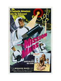 Mission Mars  Darren McGavin  1968
