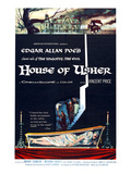 House of Usher  (AKA the Fall of the House of Usher)  1960