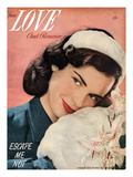 True Love and Romance Vintage Magazine - February 1948 - Kodachrome