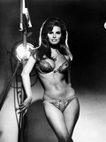 Raquel Welch  Portrait from the Film  Bedazzled  1967