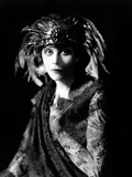 Theda Bara in the Broadway Show the Blue Flame  1920