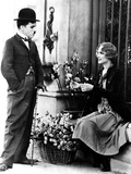 City Lights  Charlie Chaplin  Virginia Cherrill  1931