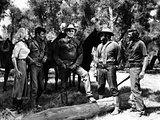 Ride Lonesome  Karen Steele  James Best  Randolph Scott  Pernell Roberts  James Coburn  1959