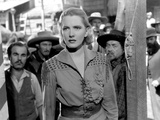 The Plainsman  Jean Arthur  1936