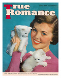 True Love Stories Vintage Magazine- March 1950 - Ektachrome