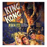 King Kong  Fay Wray  Robert Armstrong  Bruce Cabot  1933