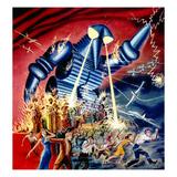 The Mysterians  (AKA Chikyu Boeigun)  1957