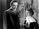 The Black Cat  Bela Lugosi  Jacqueline Wells  1934