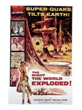 The Night the World Exploded  William Leslie  Kathryn Grant  1957
