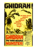 Ghidrah  the Three-Headed Monster  1964