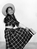 Gigi  Leslie Caron  1958  Portrait