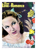 True Love and Romance Vintage Magazine - August 1948