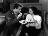 The Clock  Robert Walker  Judy Garland  1945