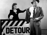Detour  Ann Savage  Tom Neal  1945