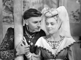 Henry V  Laurence Olivier  Renne Asherson  1944
