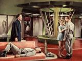 Forbidden Planet  Walter Pidgeon  Warren Stevens  Anne Francis  Leslie Nielsen  1956