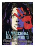 Black Sunday  (AKA La Maschera Del Demonio)  Barbara Steele  1960