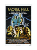 Motel Hell  Top Left to Right: Nancy Parsons  Rory Calhoun  1980