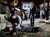 Gunfight At The OK Corral  Burt Lancaster  Kirk Douglas  Martin Milner  1957