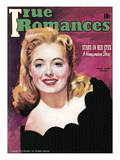 True Romances Vintage Magazine - October 1941 - Mary Beth Hughes 20th Century Fox